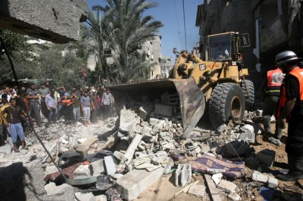 """İsrail'den Gazze'ye """"Karşı Koyan Uçurum"""" operasyonu!"""