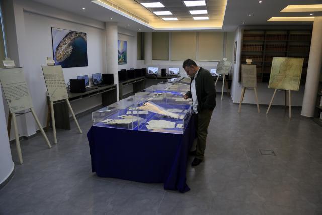 Lübnan'da Osmanlı arşivi sergisi