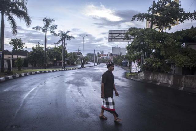 Endonezya'da Sessizlik Günü