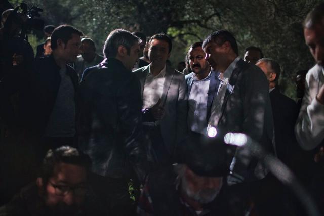"""Polat ve ekibinin """"Kurtlar Vadisi Vatan - sınır ötesi operasyon sahnesini"""" ziyarete geldiler!"""