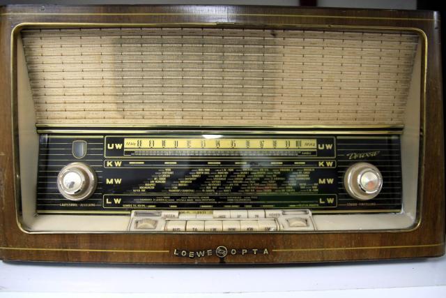 Malatya'da radyo gramafon müzesi