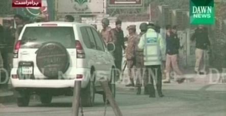 testPakistan'da Taliban katliamı