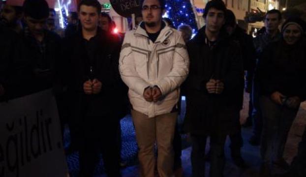 16 yaşındaki genç tutuklandı Kadıköy karıştı