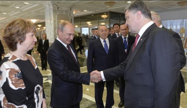 Rusya, Ukrayna ve Ateşkes