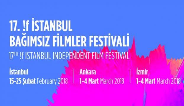 17. !f İstanbul Bağımsız Filmler Festivali 15 Şubatta başlıyor