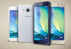 2017 model Galaxy A serisi akıllı telefonlar Türkiye'de satışa sunuldu