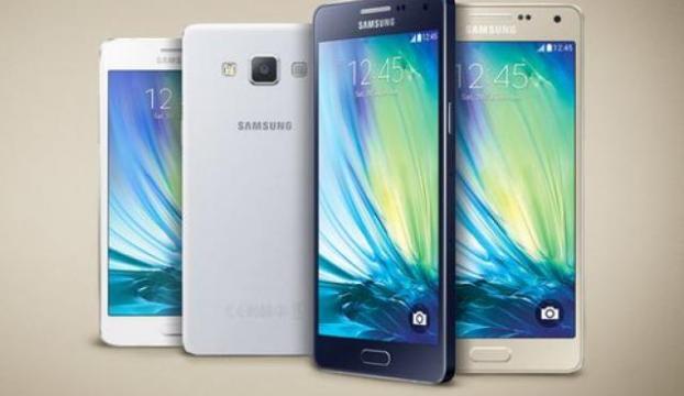 2017 model Galaxy A serisi akıllı telefonlar Türkiyede satışa sunuldu