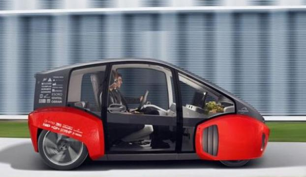 2017de tanıtılan 12 çılgın konsept otomobil