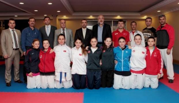 22. Dünya Karate şampiyonasında Hedef Zirve