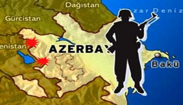 Ermenistan-Azerbaycan arasında çatışma