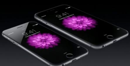 testİşte yeni iPhone'lar