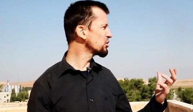 IŞİDin İngiliz muhabiri