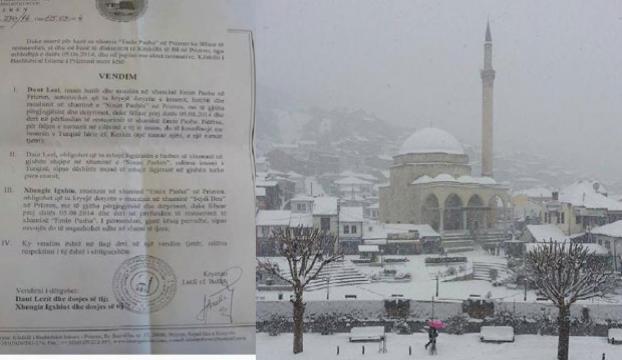 Türkçe vaaz yasağı