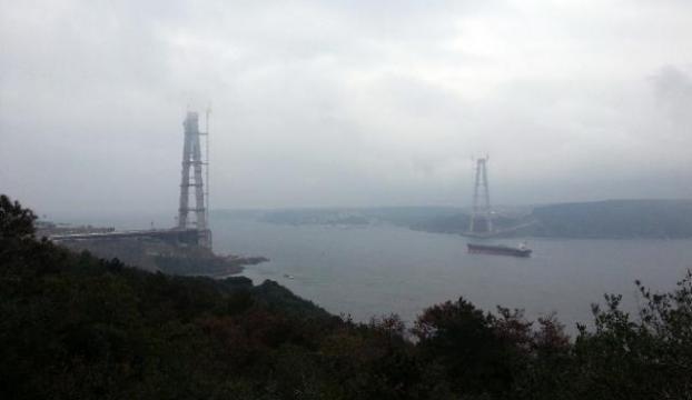 3. köprünün büyüleyici manzarası