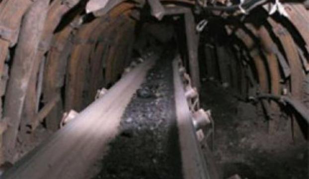 Madende göçük: 1 ölü