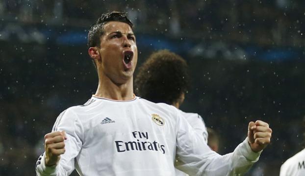 Ronaldoya 3 ödül birden