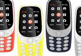 Nokia'nın 3310 modeli geri döndü