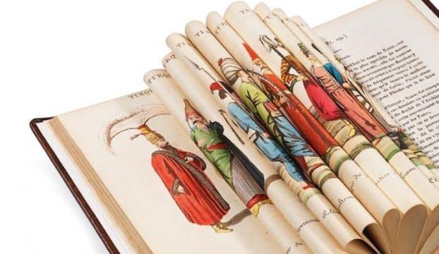 Tarihi kitaplar ve Osmanlı eserleri satılacak