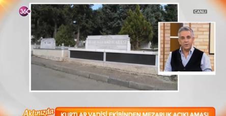 testKurtlar Vadisi Pusu'da Mezarlık Gerçeği