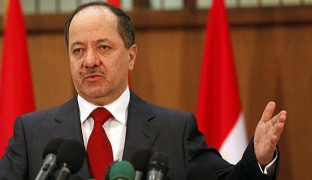 Barzani Avrupadan yardım istedi