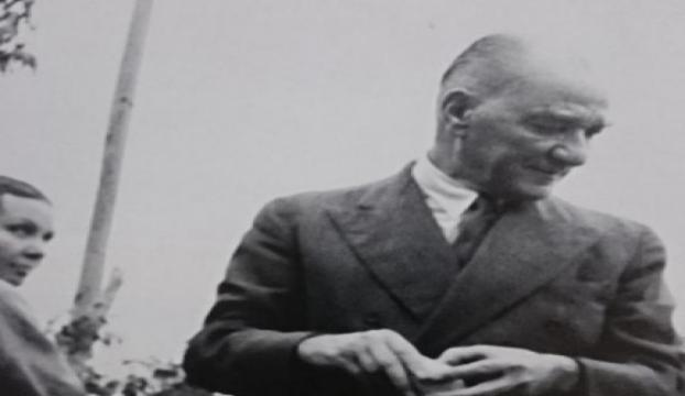 Atatürkün daha önce hiç görülmemiş fotoğrafları