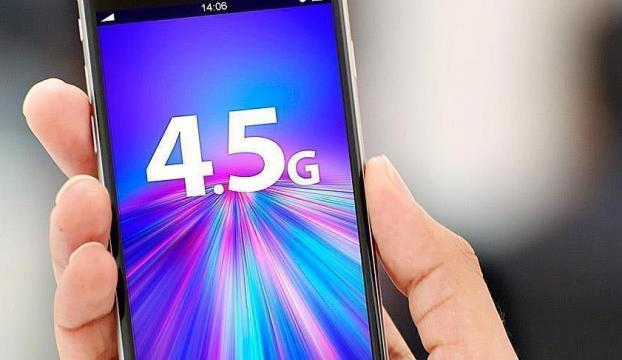 Kırsalda da 4,5G hizmeti verilecek