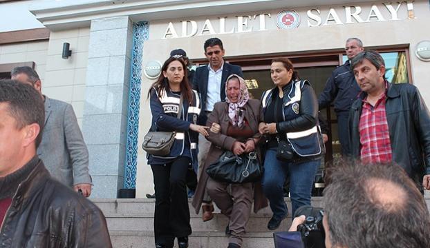 Anneye 5 yıl sonra tutuklama