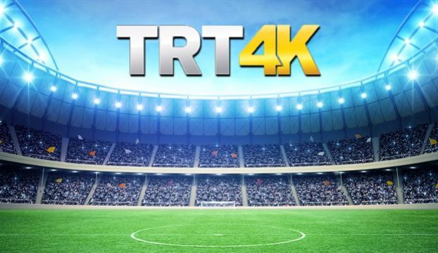 """TRT ve Beko işbirliğiyle """"4K""""da futbol keyfi"""