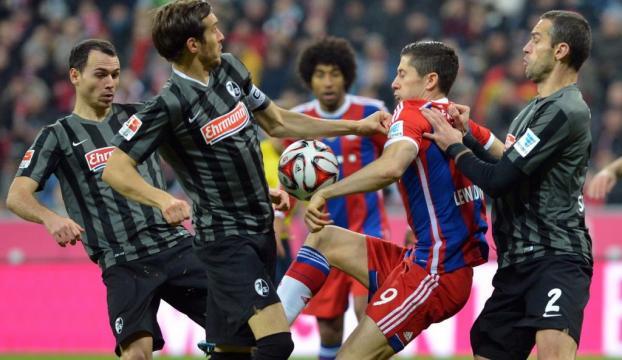 Bundesligada rekorlar kırıldı