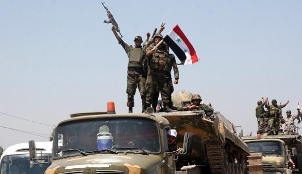 Suriyeyi İran ve Rusya ayakta tutuyor