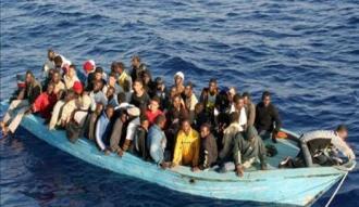 Ege Denizi'nde yasa dışı geçişlerle mücadele