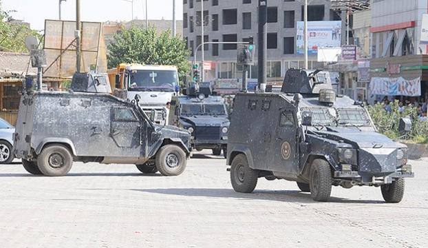 Şırnakta polise silahlı saldırı