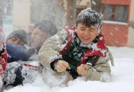 Sivas'ta ulaşıma kar engeli