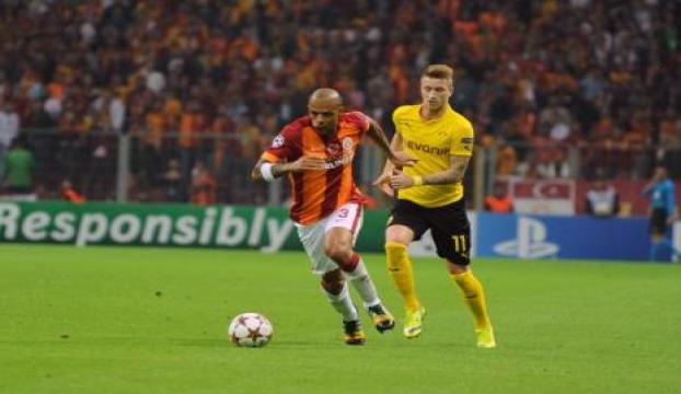Galatasaray - Borussia Dortmund maçı