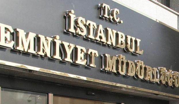 İstanbul Emniyetinde görev değişikliği