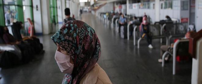 Seyahat izni verilen 65 ve üzeri yaşlardaki vatandaş ile refakatçilerinin sayısı 416 bin 598 oldu