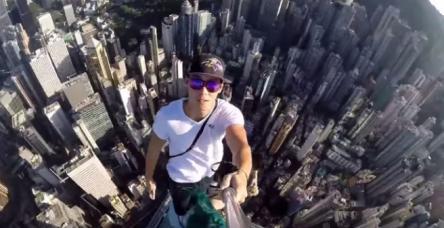 Selfie çılgınlığında son nokta