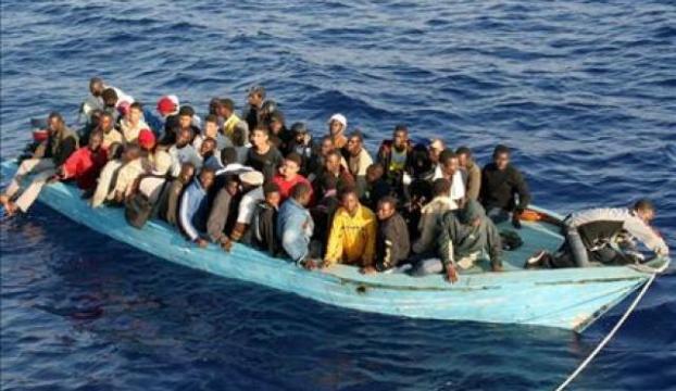 673 sığınmacı kurtarıldı
