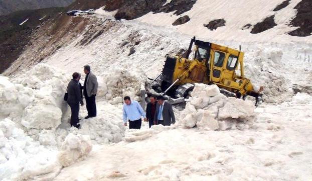 Doğuda bin 350 köy yolu kar nedeniyle ulaşıma kapalı