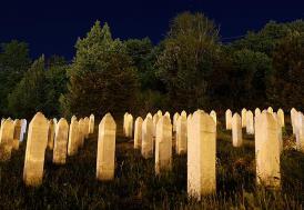 Srebrenitsa soykırımının 23. yıl dönümü