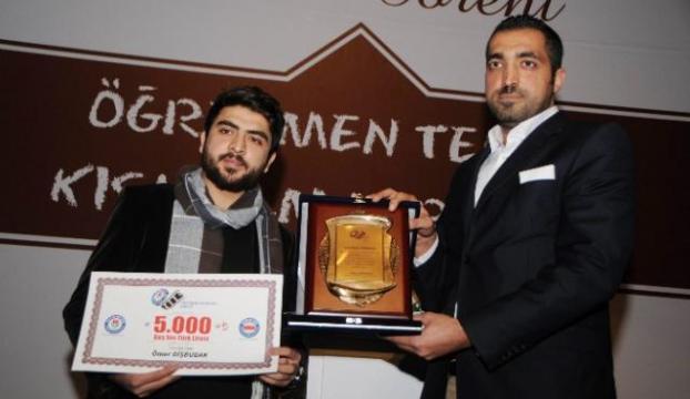 8. Türkiye Buluşması Kısa Film Yarışmasında ödüller Verildi