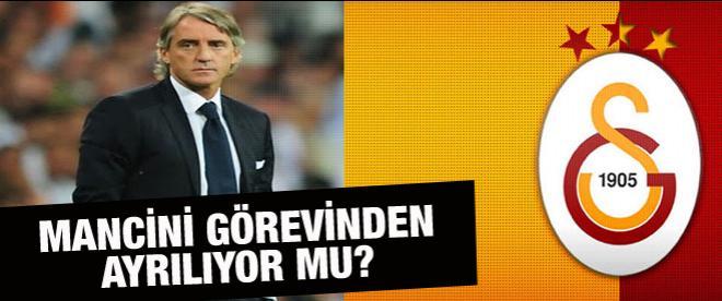 Galatasaray'dan Mancini açıklaması!