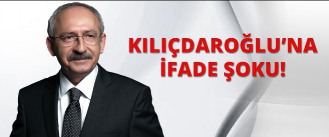 Kılıçdaroğlu ifade vermeye çağrıldı!