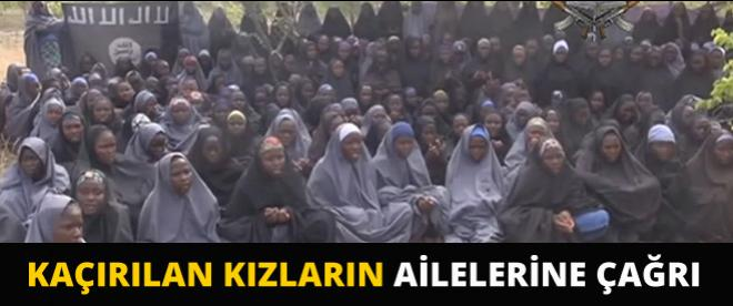 Kaçırılan kızların ailelerine kritik çağrı!