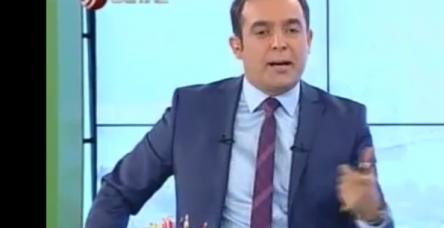 testBeyaz TV sunucusu Tahir Sarıkaya'dan Kobani resti