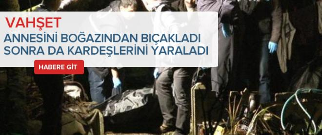 Sakarya'da kan donduran cinayet