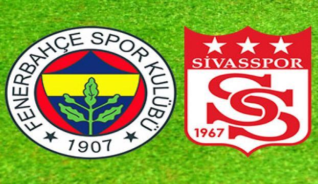 Fenerbahçe ile Sivasspor 19. randevuda