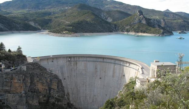 İstanbulda barajların yüzde 52,94ü doldu
