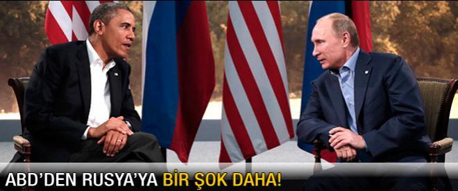 ABD'den Rusya'ya bir şok daha