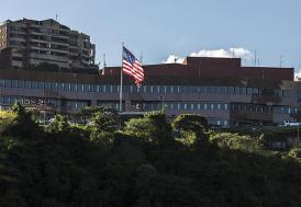 ABD'de donanma üssünde silahlı saldırı düzenlendi